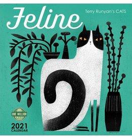 Cal 21 Feline / Wall