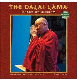 Cal 21 The Dalai Lama / Wall