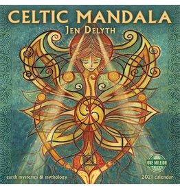 Cal 21 Celtic Mandala / Wall
