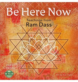 Cal 21 Be Here Now (Ram Dass) / Wall