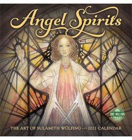 Cal 21 Angel Spirits (Sulamith Wulfing) / Wall