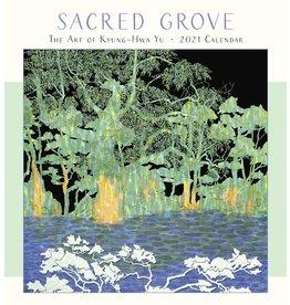 Cal 21 Sacred Grove Wall
