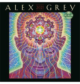 Cal 21 Alex Grey / Wall