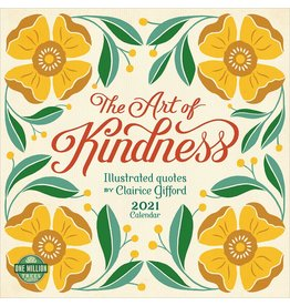 Cal 21 The Art of Kindness / Wall