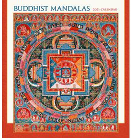 Cal 21 Buddhist Mandalas Wall