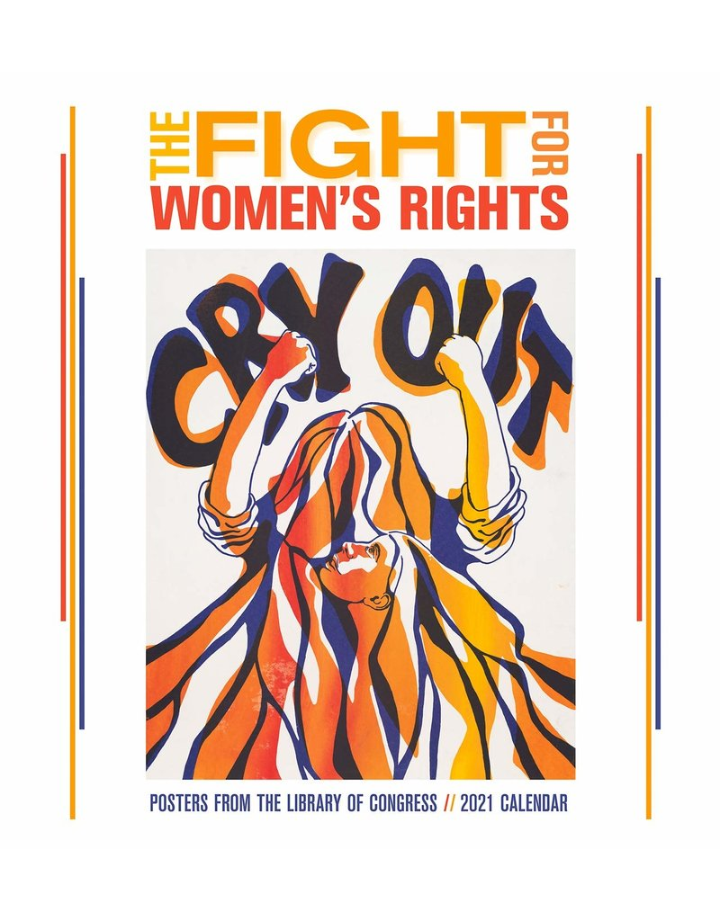 Cal 21 Fight for Women's Rights / Wall