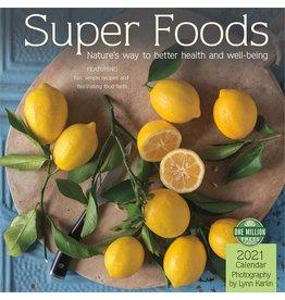 Cal 21 Super Foods / Wall