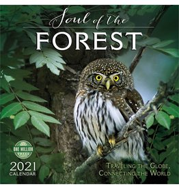 Cal 21 Soul Of The Forest / Wall