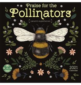 Cal 21 Pollinators / Wall