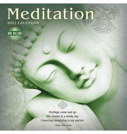 Cal 21 Meditation / Wall