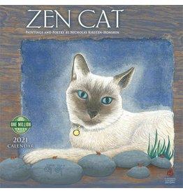 Cal 21 Zen Cat / Wall