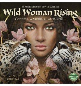 Cal 21 Wild Woman Rising / Wall