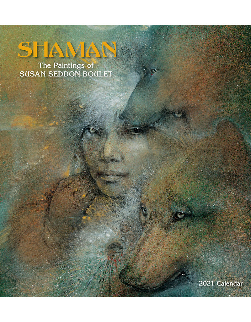 Cal 21 Shaman: Boulet / Wall