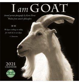 Cal 21 I Am Goat / Wall