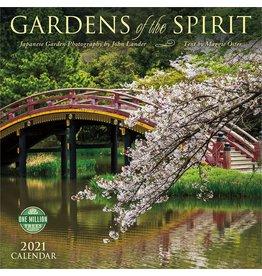 Cal 21 Gardens Of The Spirit / Wall