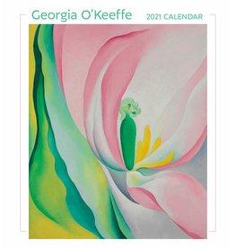Cal 21 Georgia O'Keeffe / Wall