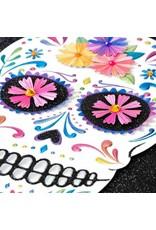 CARD HALLOWEEN Celebrate the Day Skull