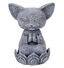 Statue Cat Jizo 3.75 x 3 x 2.25