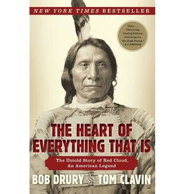 SIMO* Heart of Everything That Is QP The Untold Story of Red Cloud, an American Legend
