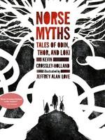 BOOK Norse Myths