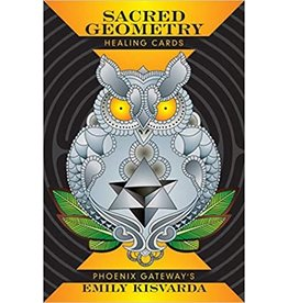 Book Sacred Geometry Healing Cards