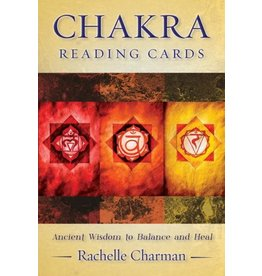 Deck Chakra Reading Cards: Ancient Wisdom to Balance and Heal