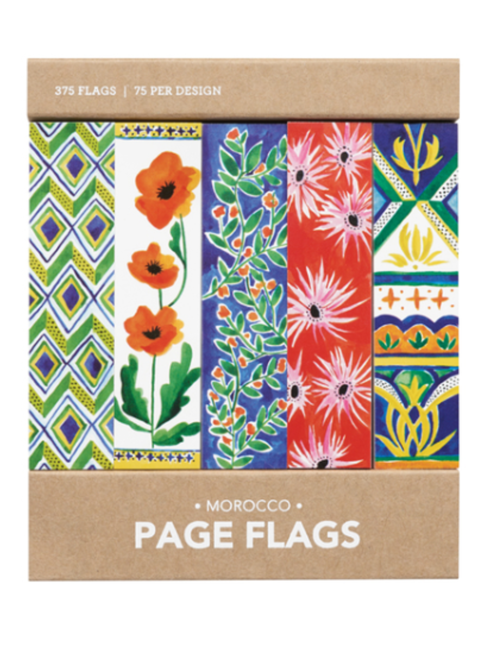 Morocco Page Flags