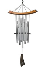 CHIME Healing ( 2 rows of chimes with wood bar between)