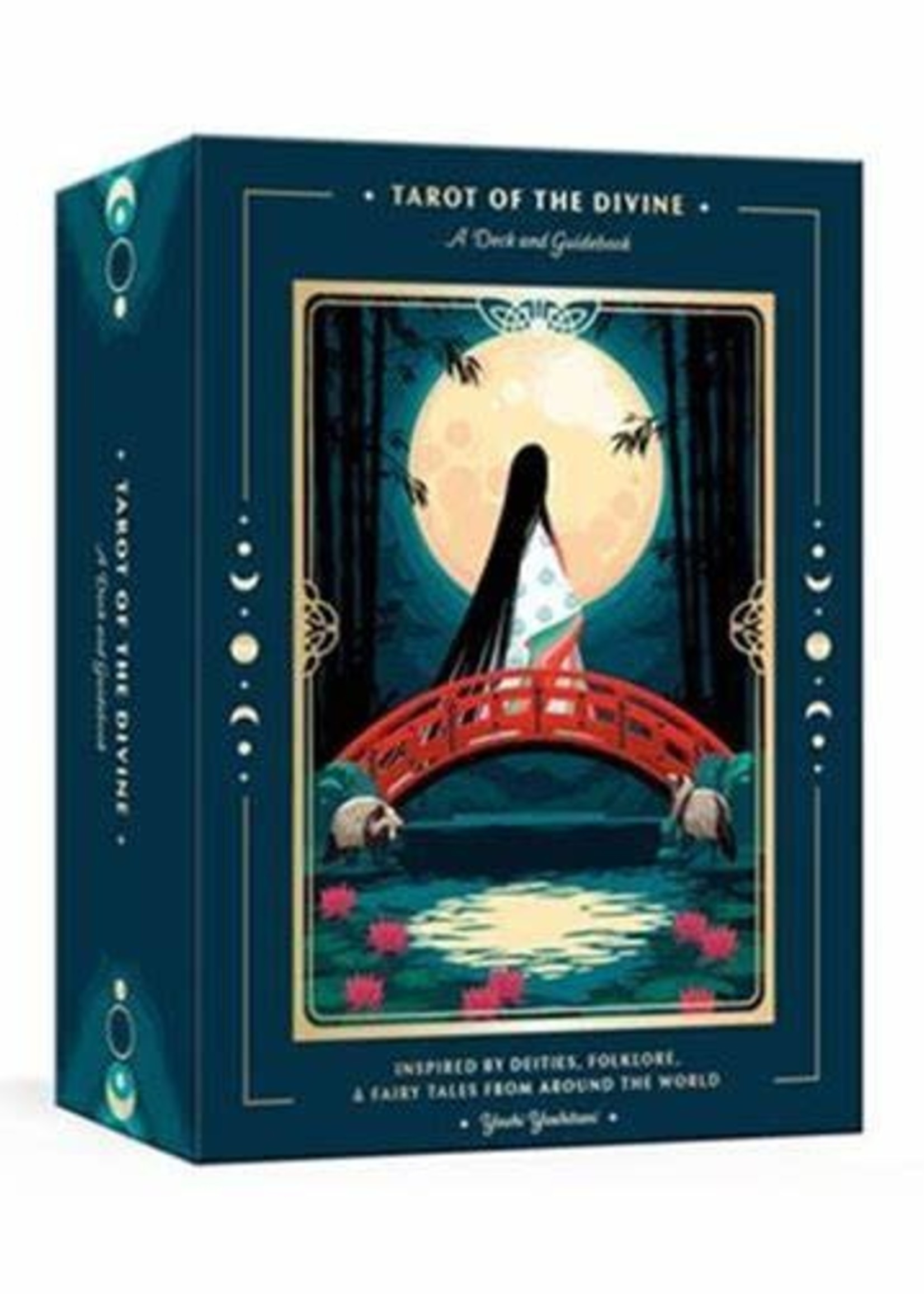 Deck Tarot of the Mythic & Divine