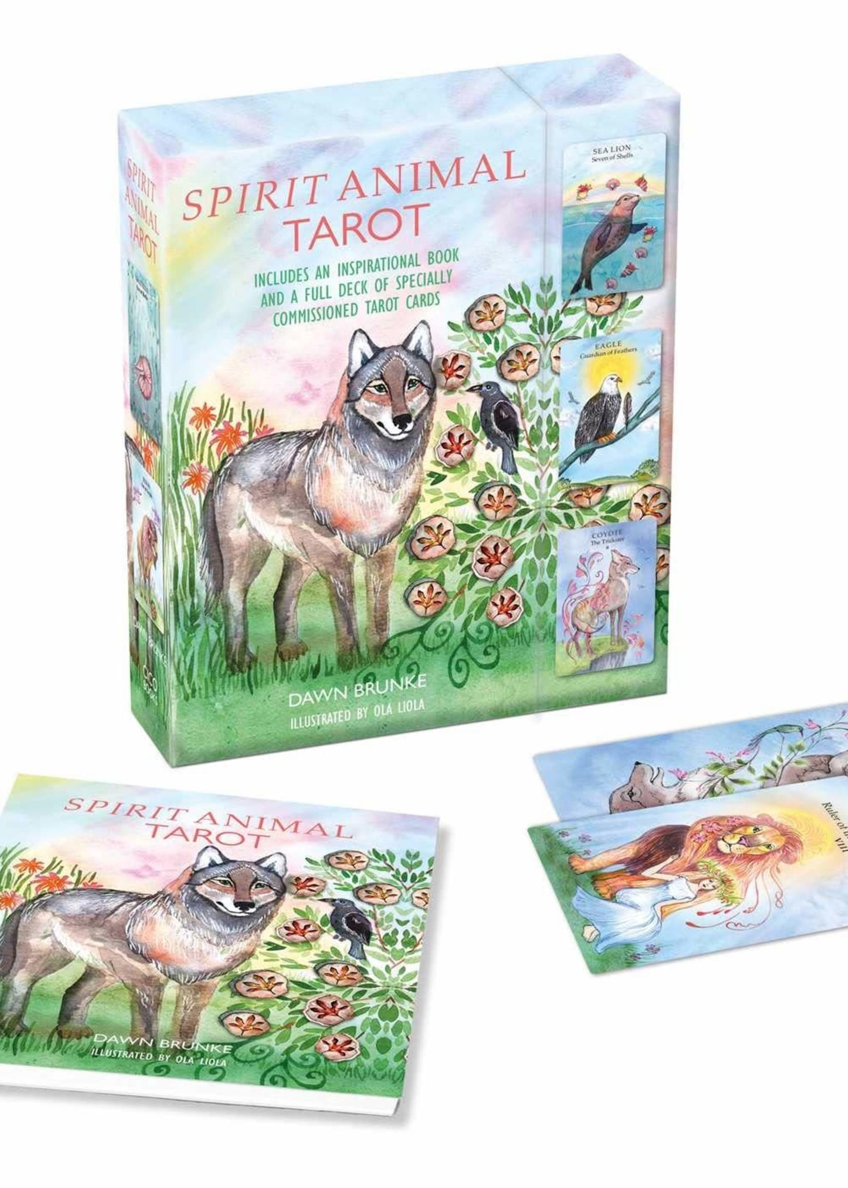 Deck Spirit Animal Tarot