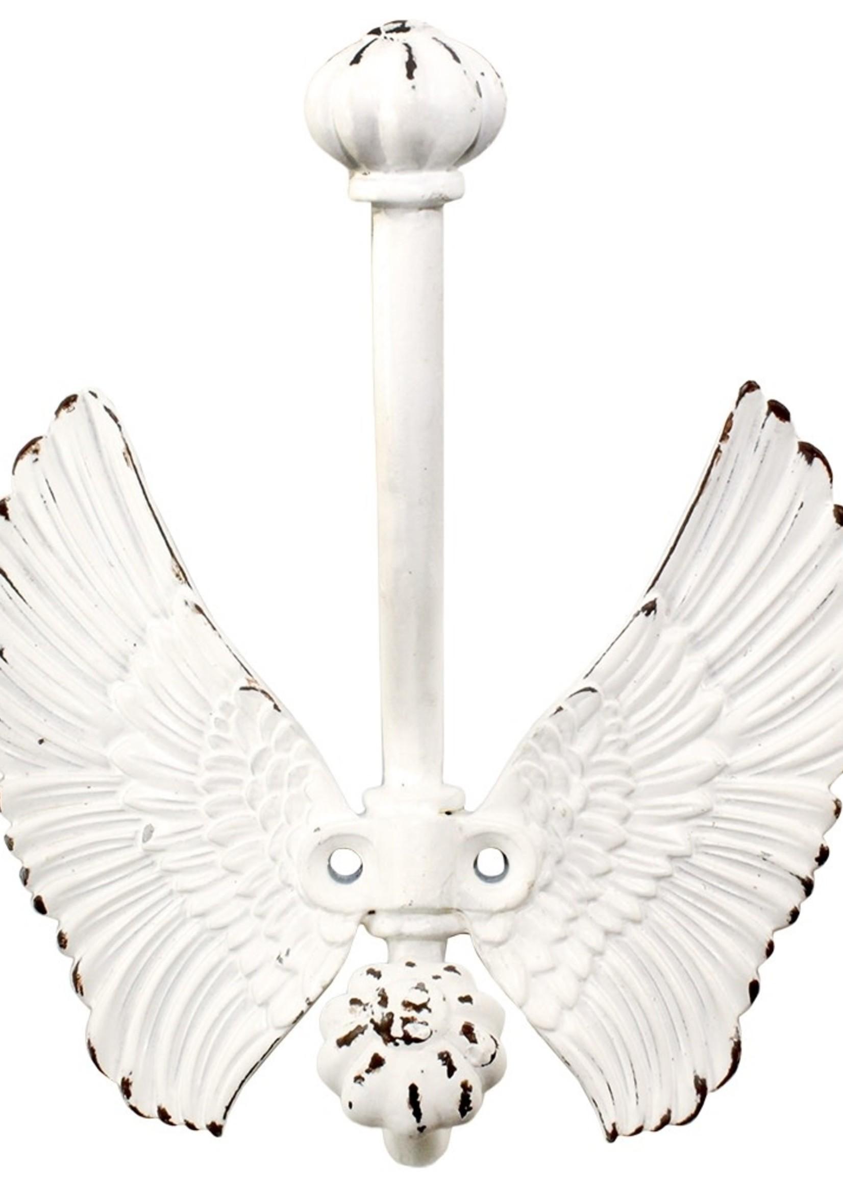 Angel Wing Wall Hook