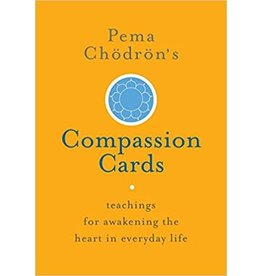DECK Pema Chodron's Compassion Cards