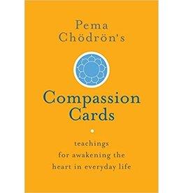 Deck Pema Chodron's Compassion Cards