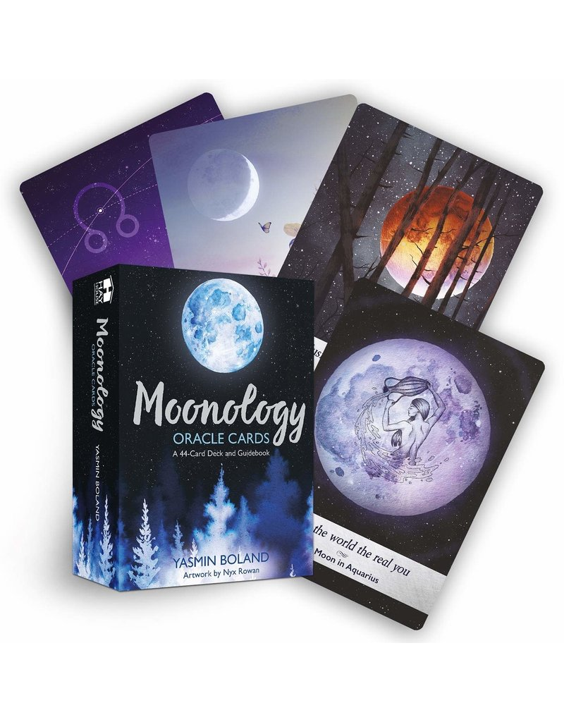 Deck Moonology Oracle Cards