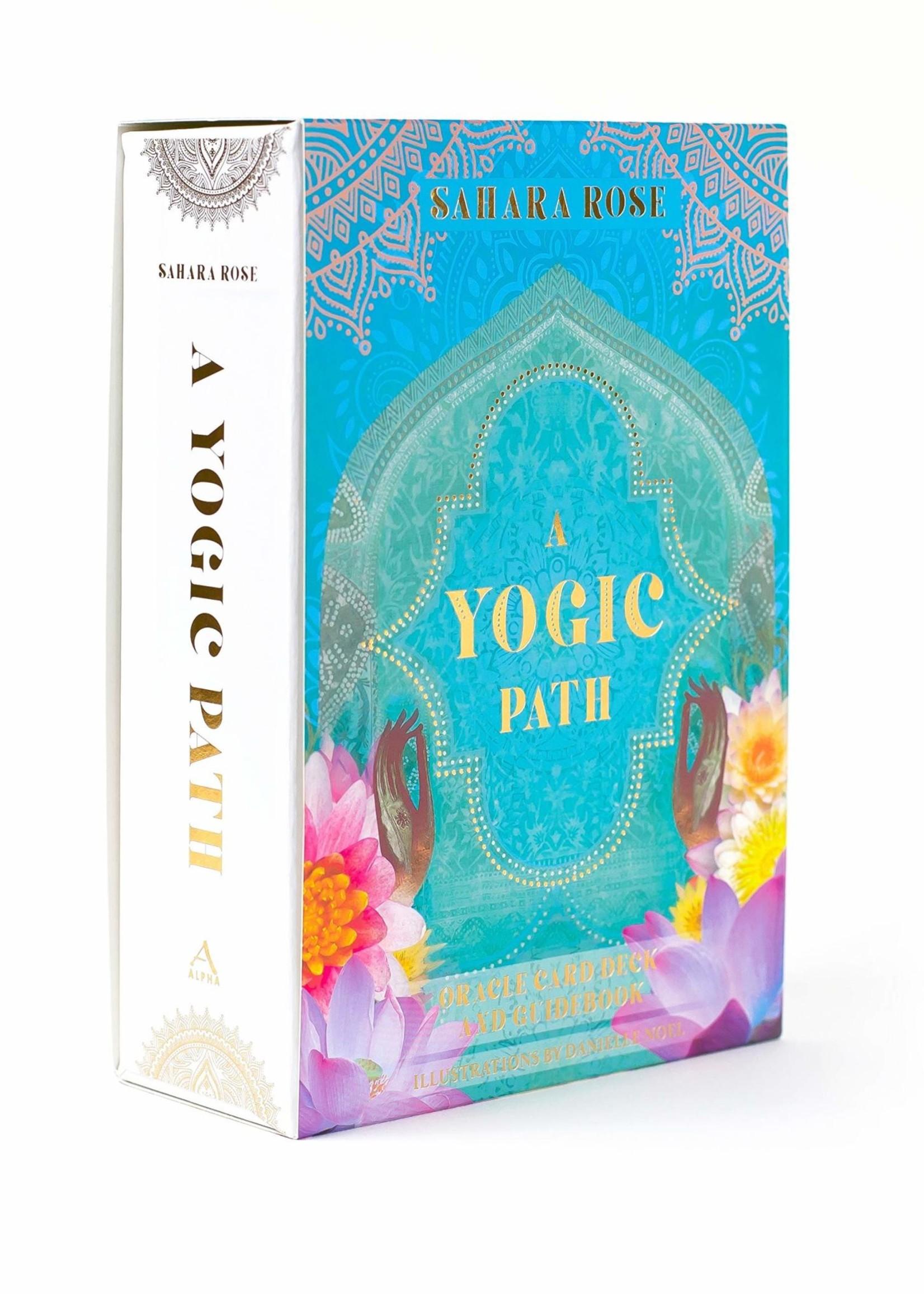 Deck Yogic Path Oracle