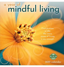 Cal 21 A Year of Mindful Living  / Wall