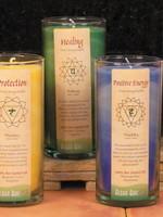 Chakra Jar Candles