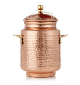Thymes Simmered Cider Tall Copper Pot 2020
