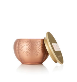 Thymes Heirlum Pumpkin Candle Copper Sm 2020