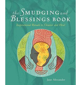 STERG Smudging and Blessings Book QP Inspirational Rituals to Cleanse and Heal