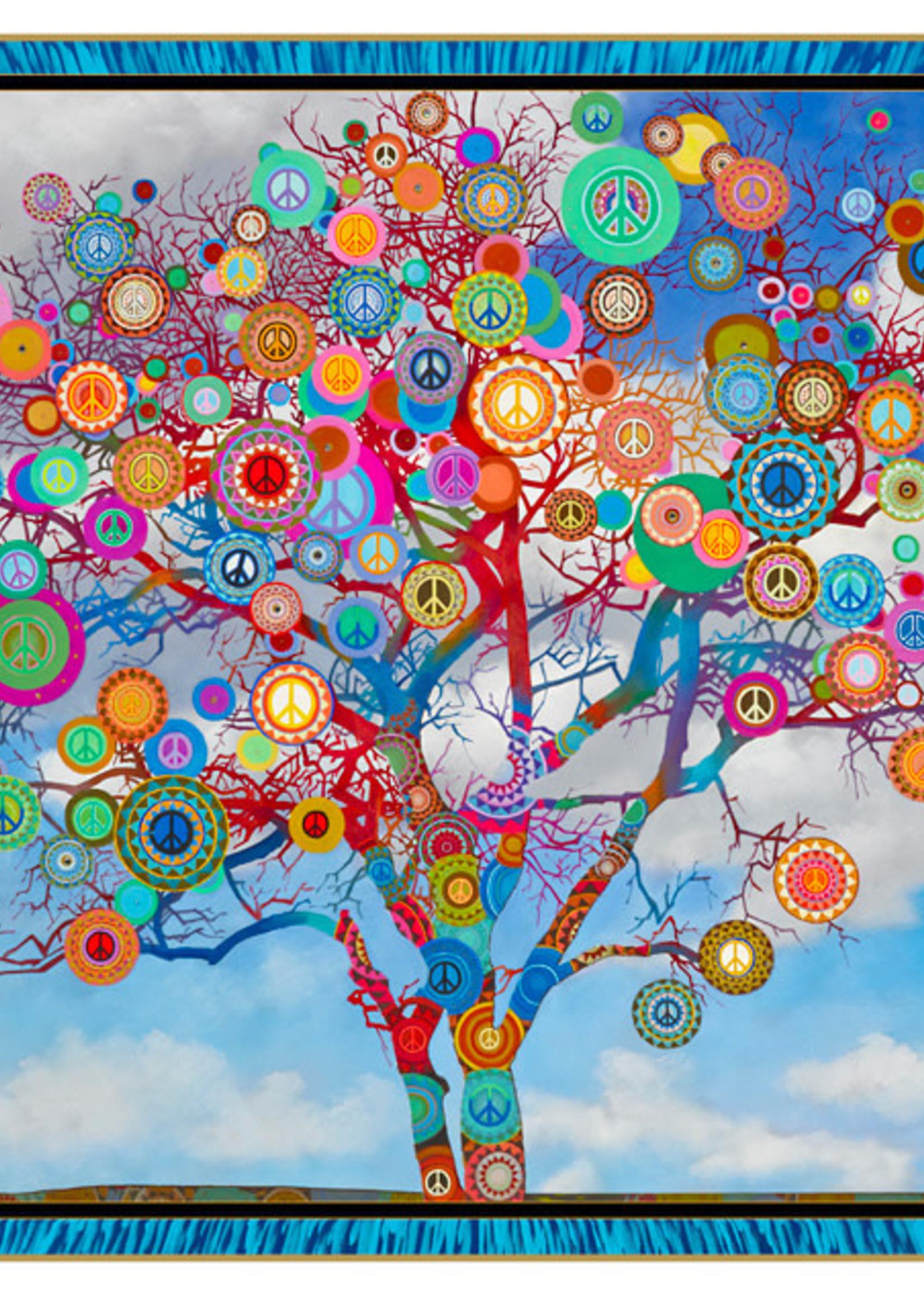 Card BX XMAS Tree Holiday