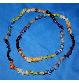 Necklace Chakra Chip