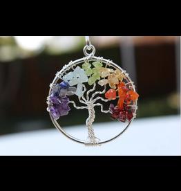 Pendant Chakra Tree of Life