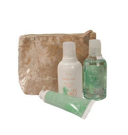 Neroli Sol Travel Set w/Beauty Bag