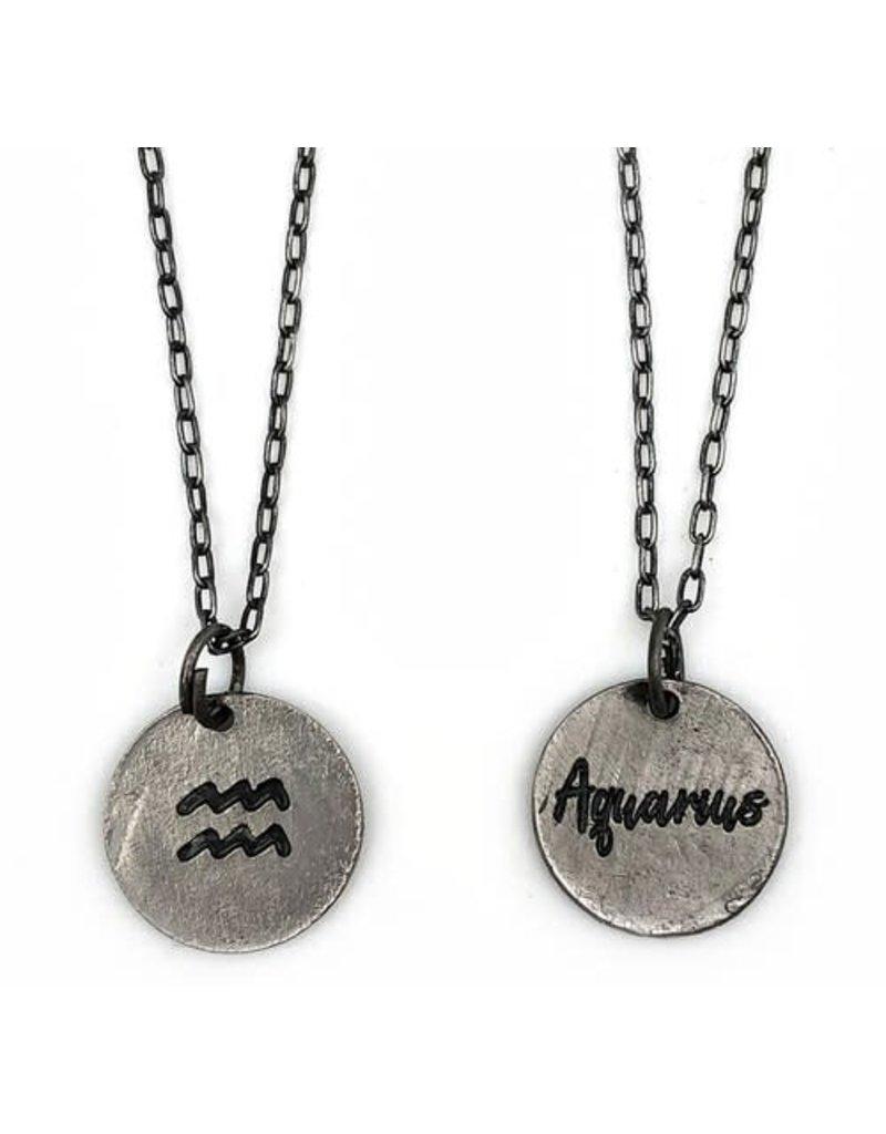 Anju Zodiac Necklace