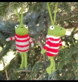Ornament Frog
