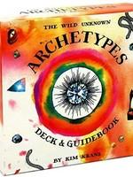 Deck The Wild Unknown Archetypes Deck and Guidebook ( Wild Unknown )
