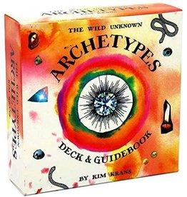 INGRM Deck The Wild Unknown Archetypes Deck and Guidebook ( Wild Unknown )