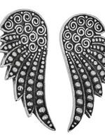 Earrings SS Angel Wing Stud