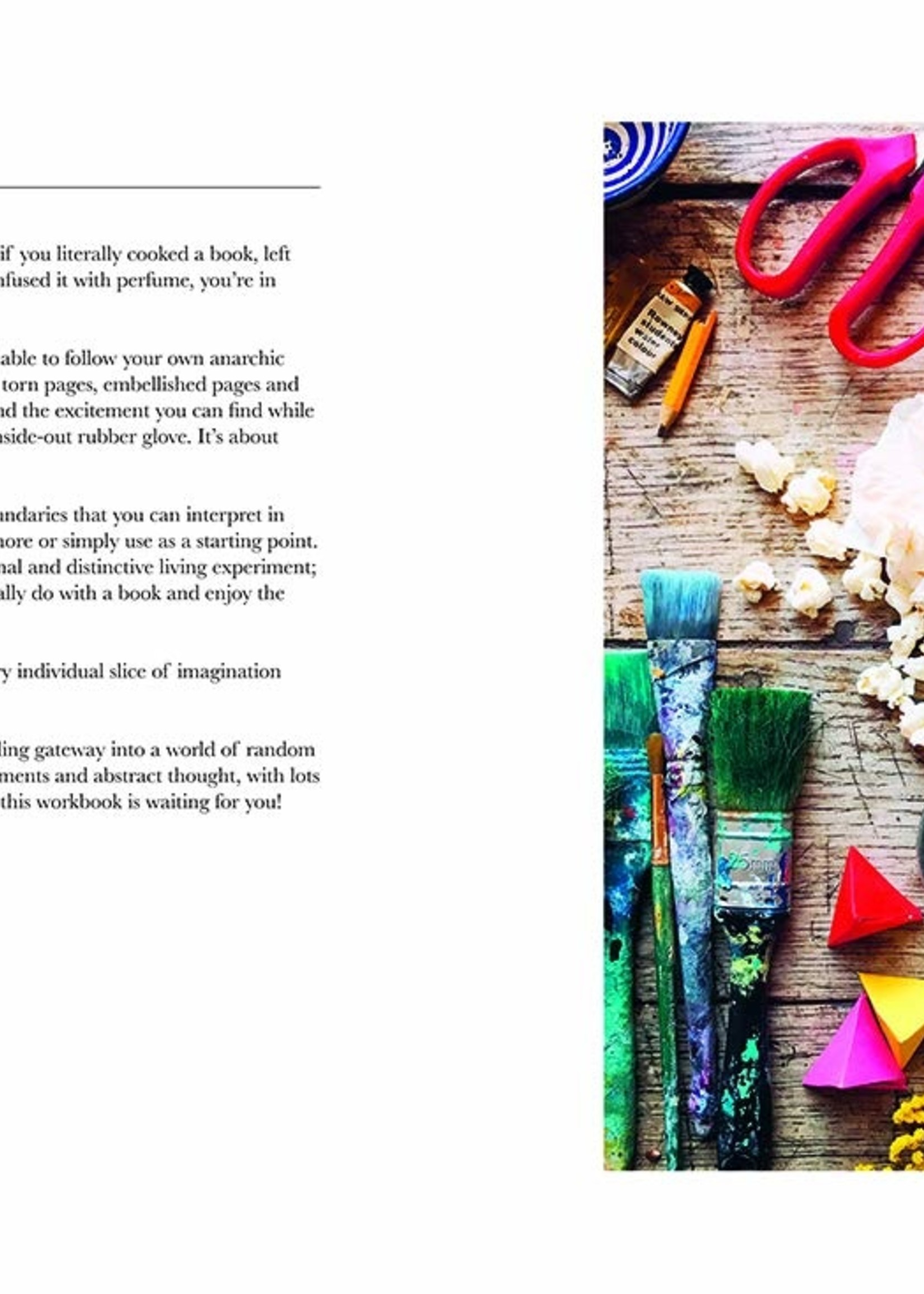 Conscious Creativity: The Workbook